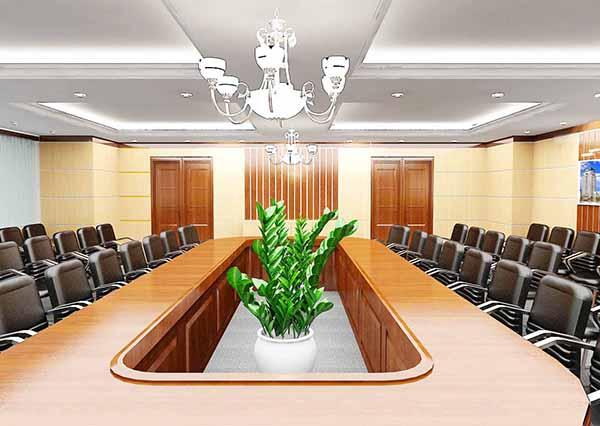 Cây bonsai để bàn và tác dụng trang trí phòng họp