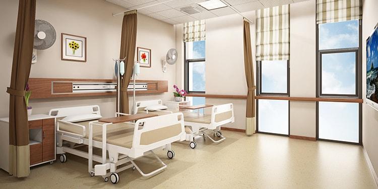 Nội thất phòng điều trị
