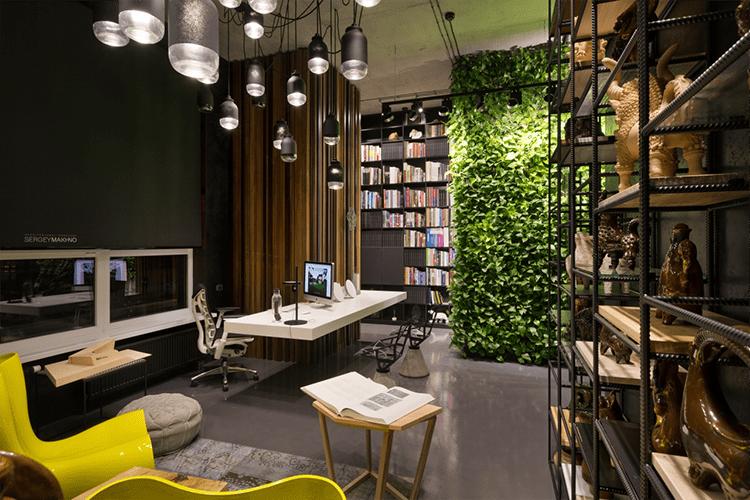 Văn phòng kiến trúc sư phải tạo sự độc đáo và khác biệt