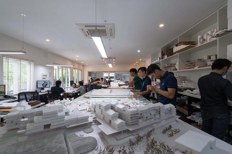 Nội thất văn phòng kiến trúc sư cần đảm bảo công năng sử dụng