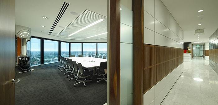 Thiết kế nội thất văn phòng luật sư phù hợp với xu hướng