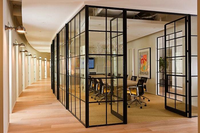 Thiết kế phòng họp văn phòng luật sư