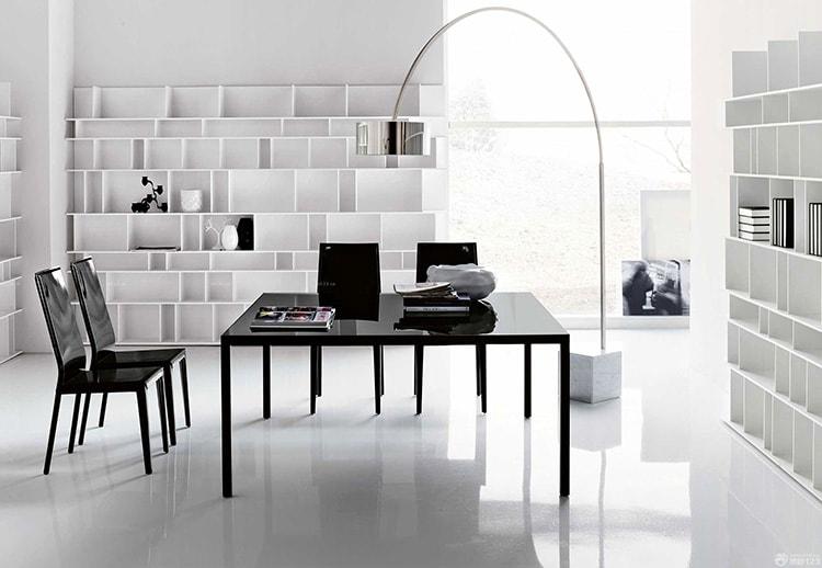 Phong cách thiết kế nội thất cho văn phòng tối giản