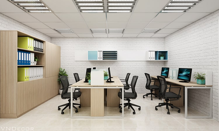 Nội thất cơ bản cần thiết cho văn phòng