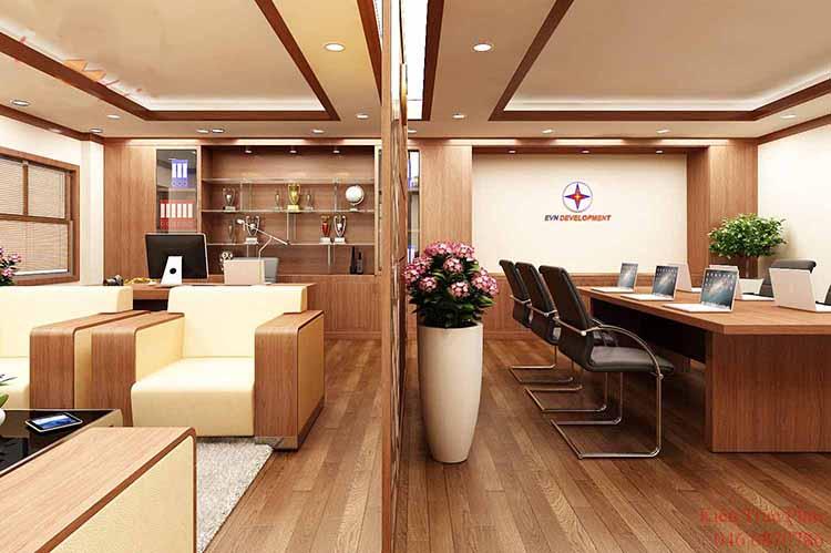 Lựa chọn nội thất phù hợp với từng không gian phòng làm việc
