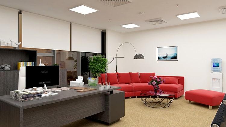 Mẫu Sofa phòng giám đốc sang trọng và quyền lực