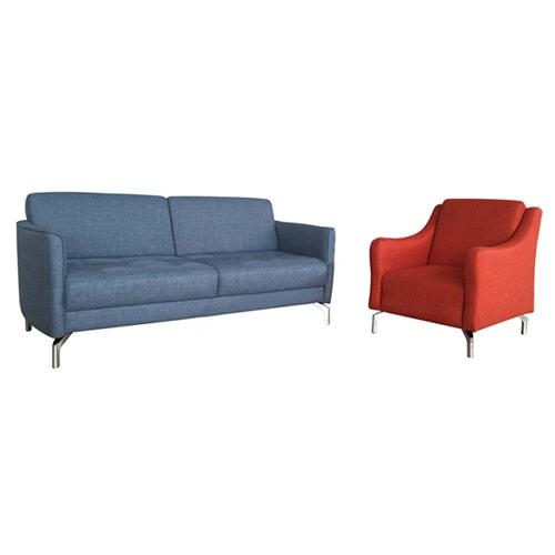 Bộ ghế sofa bọc vải nỉ Hòa Phát SF48