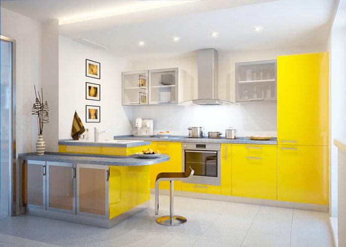 Gợi ý thiết kế phòng bếp cho gia chủ tuổi Quý Dậu 1993