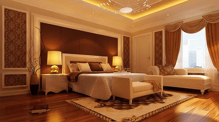 Gợi ý thiết kế phòng ngủ cho gia chủ tuổi Quý Dậu 1993