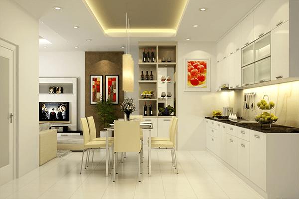 Gợi ý thiết kế nhà bếp cho gia chủ tuổi Nhâm Thân 1992