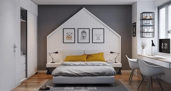 Gợi ý thiết kế phòng ngủ cho gia chủ tuổi Nhâm Thân 1992