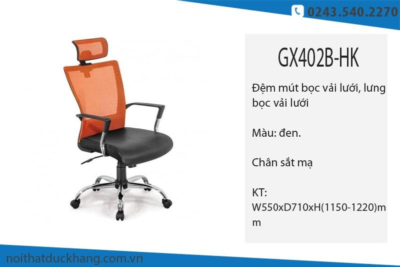 4 mẫu ghế văn phòng có tựa đầu thư giãn không nên bỏ qua