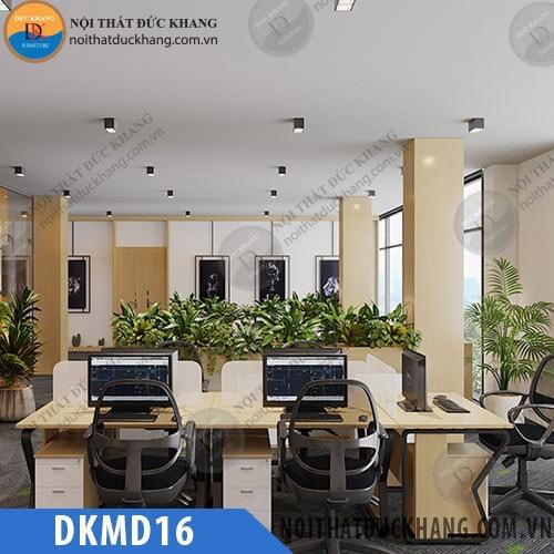 Cụm bàn làm việc 5 người DKMD16